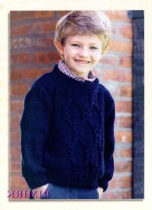 Вязание для детей 6 лет