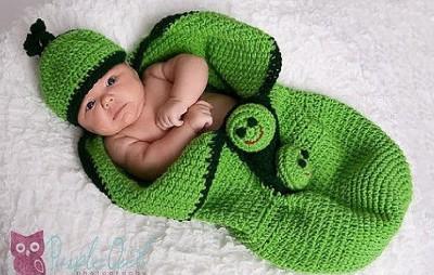 модное вязание для детей 2011