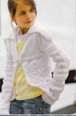 Вязание девочке 11 лет