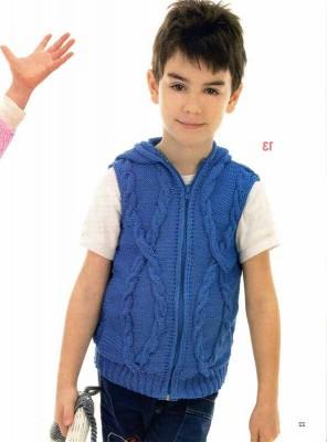 вязание для мальчиков 6 лет