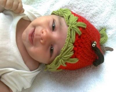 шапка-фрукт