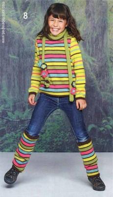 Вязание на 5-6 лет