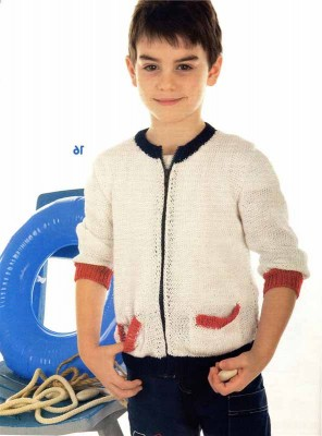 Вязание для детей 4 лет
