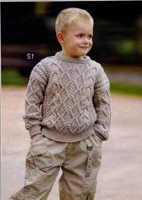 Вязание для детей 5 лет