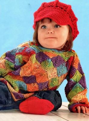 Модный комплект для малышки