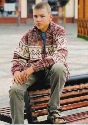 Вязание спицами для подростков
