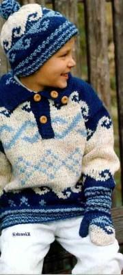 Вязание осень-зима