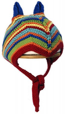 вязание шапочки детской