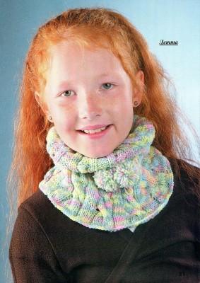 Как превратить ее в шарф